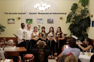 The Brunette Konzert Rest Kalv
