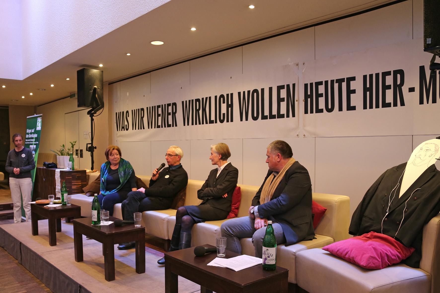 Aktion 21 Jubil Umsveranstaltung Vienna Journal